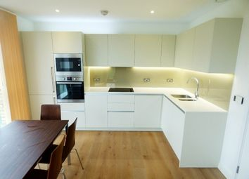 Thumbnail 2 bed flat to rent in Ottley Drive, Kidbrooke