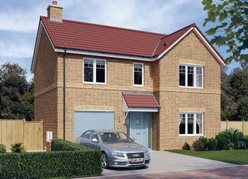 "Thumbnail 4 bed detached house for sale in ""The Norbury"" at Walker Drive, Stamford Bridge, York"