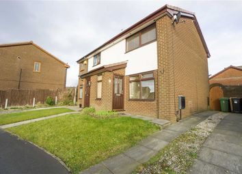 Thumbnail 2 bed semi-detached house for sale in Bligh Road, Westhoughton, Bolton