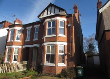 Thumbnail 7 bed semi-detached house to rent in Shaftesbury Road, Earlsdon, Coventry