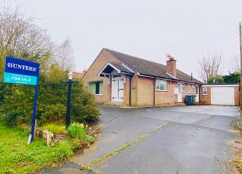 Thumbnail 3 bed bungalow for sale in Mill Lane, Stillington, York