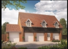 Thumbnail 1 bed flat for sale in Harwich Road, Mistley, Manningtree, Essex
