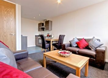 Thumbnail 1 bed flat to rent in Waterloo House, Thornaby Place