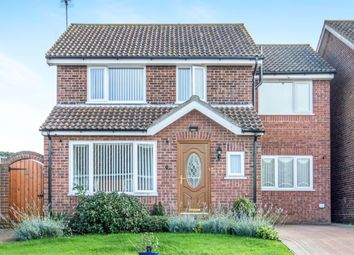Thumbnail 5 bedroom detached house for sale in Bucknam Close, Kessingland, Lowestoft