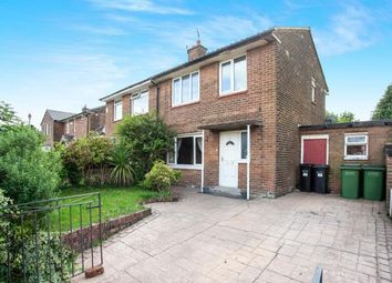 Thumbnail 3 bed semi-detached house for sale in Overton Crescent, Hazel Grove, Stockport, Cheshire