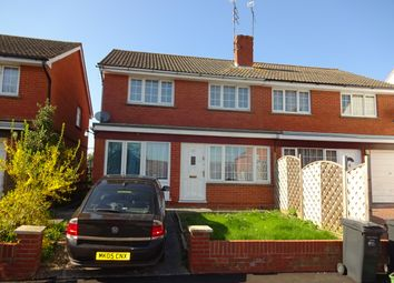 Thumbnail 3 bed semi-detached house to rent in The Avenue, Yeovil