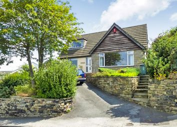 Thumbnail 4 bed detached bungalow for sale in Wood Lane, Hanging Heaton, Batley
