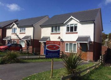 Thumbnail 2 bed semi-detached house for sale in Pen Y Cei, Aberystwyth, Ceredigion