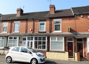 Thumbnail 2 bed terraced house for sale in Leonard Street, Burslem, Stoke-On-Trent
