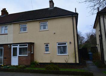 Thumbnail 3 bedroom semi-detached house for sale in Renfrew Road, Ipswich