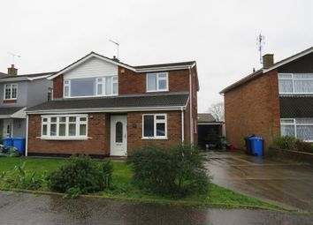 Thumbnail 4 bed detached house for sale in Westland Road, Lowestoft
