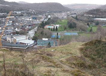 Thumbnail Land for sale in Tba, Pontypridd