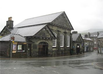Thumbnail Commercial property for sale in Dolgellau Magistrates Court, Country Hall, Dolgellau