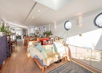 Thumbnail 1 bed houseboat for sale in Cheyne Walk, Chelsea
