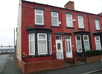 Thumbnail 3 bed terraced house to rent in Wyecliffe Street, Birkenhead Rock Ferry