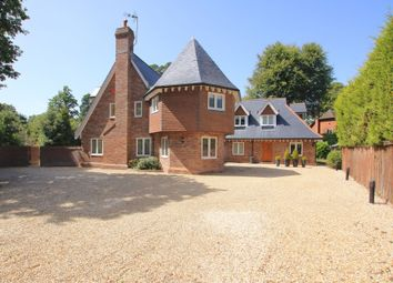 Thumbnail 5 bed detached house for sale in Brighton Road, Sway, Lymington, Hampshire