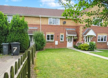 Thumbnail 2 bedroom terraced house for sale in Lindley Close, Tidworth