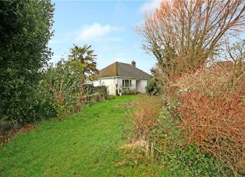 Thumbnail 3 bed detached bungalow for sale in Littlemead, Weymouth, Dorset