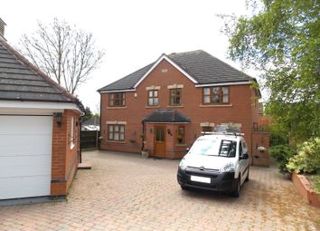 Thumbnail 4 bed detached house to rent in Newtown Lane, Wigston