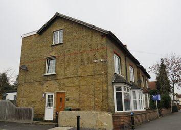 Thumbnail 2 bed maisonette to rent in Green Wrythe Lane, Carshalton