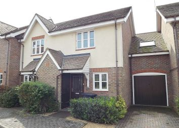 Thumbnail 2 bedroom terraced house to rent in Elm Lawns Close, Near Station, St Albans