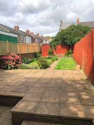 Thumbnail 3 bed terraced house to rent in Balmoral Road, Newport