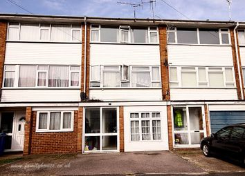 Thumbnail 4 bed town house to rent in Romney Court, Sittingbourne