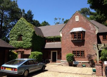 Thumbnail 1 bed detached house to rent in St. Aldhelms Close, Branksome Park, Poole