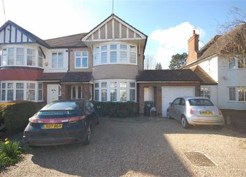 Thumbnail 4 bedroom semi-detached house to rent in North Drive, Ruislip