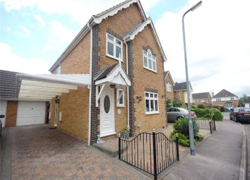 Thumbnail 4 bed detached house for sale in Rowan Grove, Aveley, South Ockendon, Essex