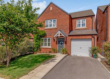 Thumbnail 4 bed detached house for sale in Low Medstone Drive, Easingwold