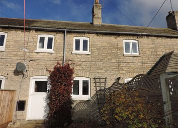 Thumbnail 2 bed terraced house to rent in Bull Lane, Ketton, Stamford, Lincolnshire