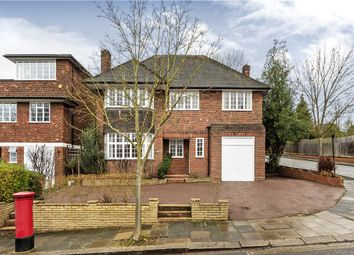 Thumbnail 5 bedroom property to rent in The Ridings, Ealing, London