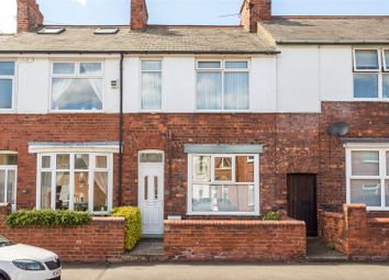 Thumbnail 3 bed terraced house for sale in Berkeley Terrace, York