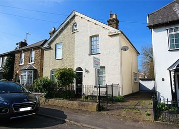 Thumbnail 3 bed semi-detached house for sale in New Road, Harlow, Essex