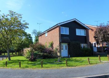 Thumbnail 4 bed detached house for sale in Holme Way, Barby