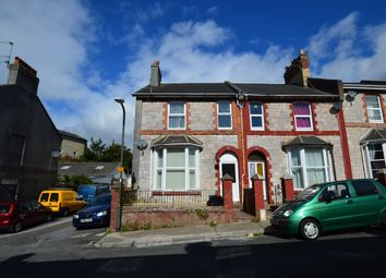 Thumbnail 3 bed end terrace house for sale in Alexandra Road, Torquay