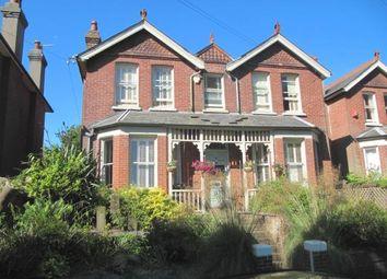 Thumbnail 4 bed detached house for sale in Gorringe Road, Eastbourne, East Sussex