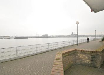 Thumbnail 2 bed flat to rent in Caledonian Wharf, London
