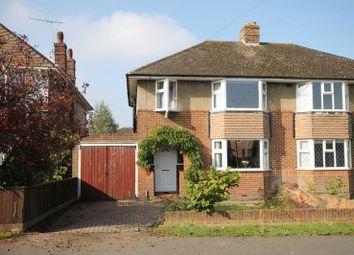 Thumbnail 3 bed semi-detached house for sale in Hazel Crescent, Kidlington
