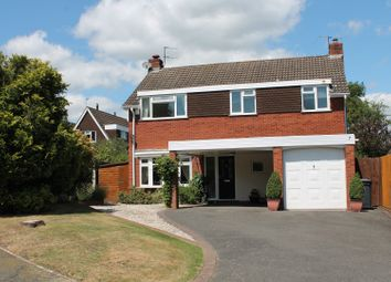 Thumbnail 4 bed detached house for sale in Valley View, Bewdley