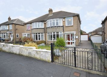 Thumbnail 3 bedroom semi-detached house for sale in Carr Manor Avenue, Moortown, Leeds, West Yorkshire