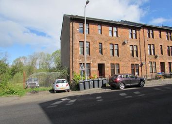 Thumbnail 1 bed flat to rent in Main Road, Elderslie, Johnstone