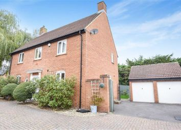 Thumbnail 4 bed detached house for sale in Nursery Close, Wroughton, Swindon