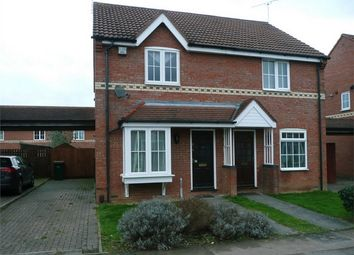 Thumbnail 2 bedroom semi-detached house to rent in Lyndale Road, Whoberley, Coventry, West Midlands