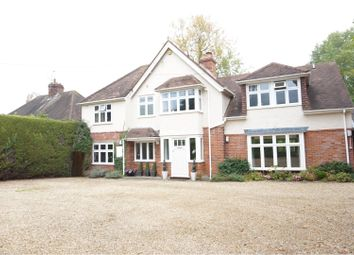 Thumbnail 4 bed detached house to rent in Church Lane, Henley-On-Thames
