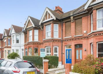 Thumbnail 4 bed terraced house for sale in Poynter Road, Hove