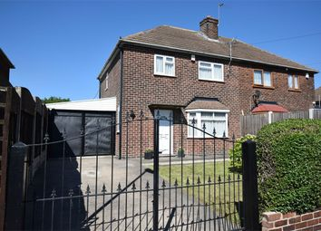 Thumbnail 2 bed semi-detached house for sale in Ralph Drive, Somercotes, Alfreton, Derbyshire