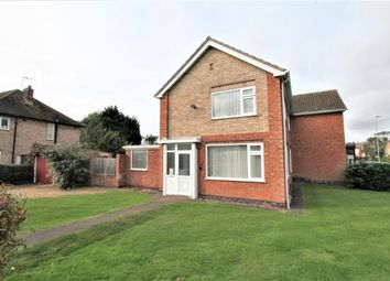 Thumbnail 3 bedroom link-detached house for sale in Brookside Drive, Oadby, Leicester