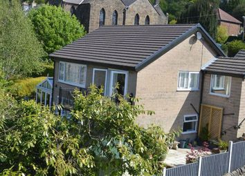 Thumbnail 3 bedroom detached house for sale in Pendembu, Church Street, Holloway Matlock, Derbyshire